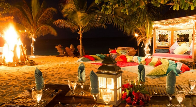 Necker Island Night Life