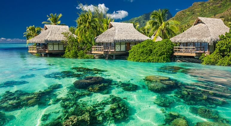 Island photos - Tahiti