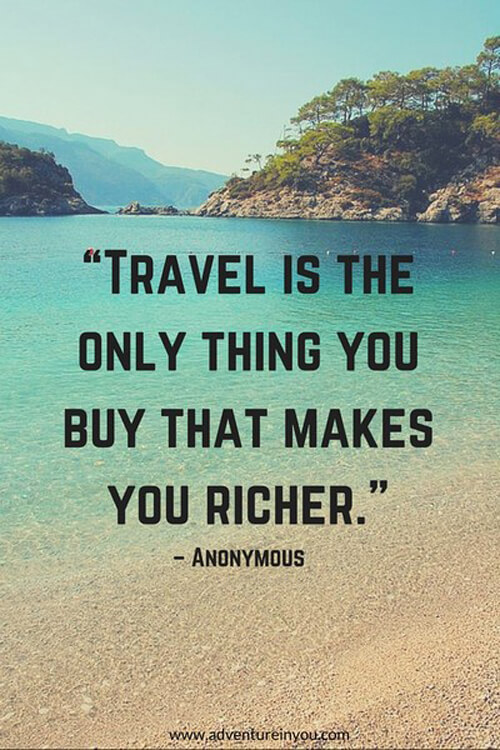 20 inspiring travel quotes that will make you want to see