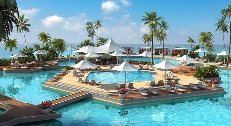 Top 15 best swimming pools in the world for Top 10 swimming pools