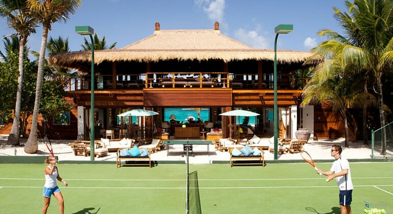 necker island tennis