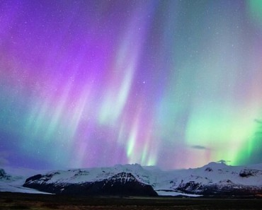 northern lights feature