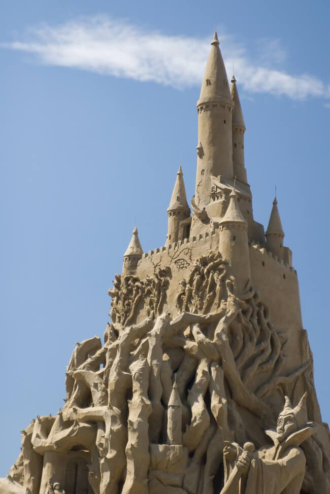 sand sculptures 10-1
