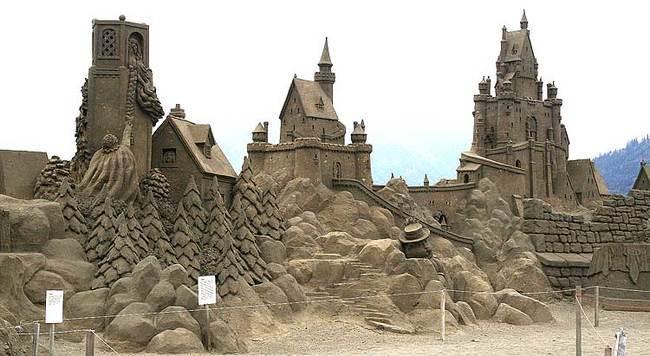 sand sculptures 11-1