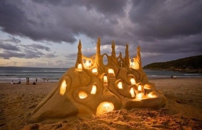 sand sculptures 18