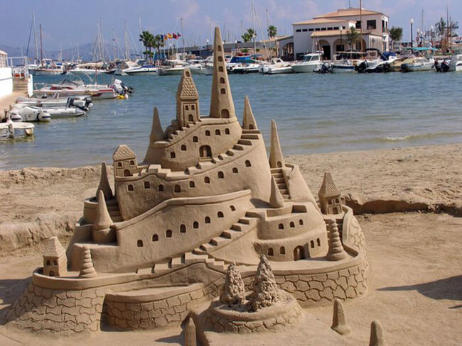 sand sculptures 21