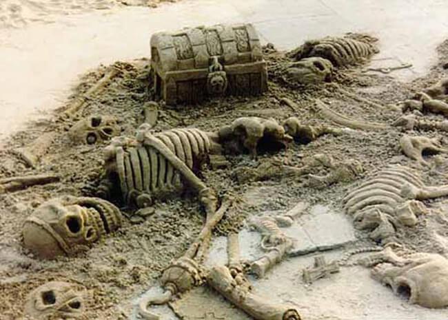 sand sculptures 23