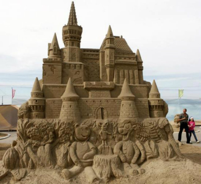 sand sculptures 5