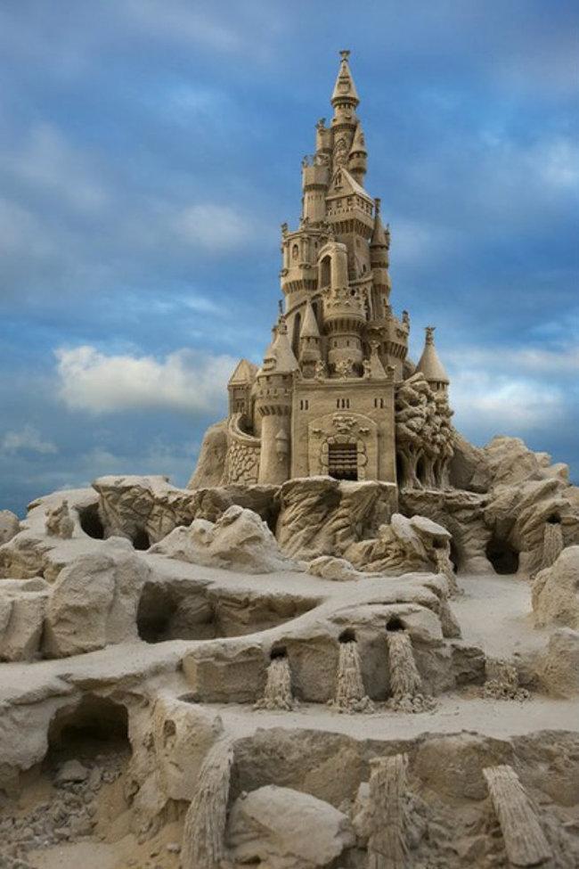 sand sculptures 6