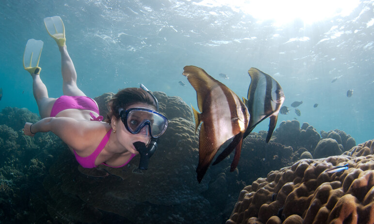 snorkeling 14