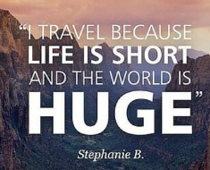 travel quotes feature