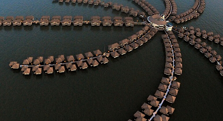 Overwater Bungalows 1