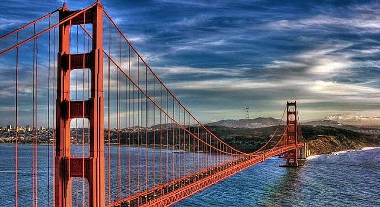 amazing views golden gate bridge