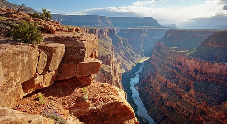 amazing views grand canyon
