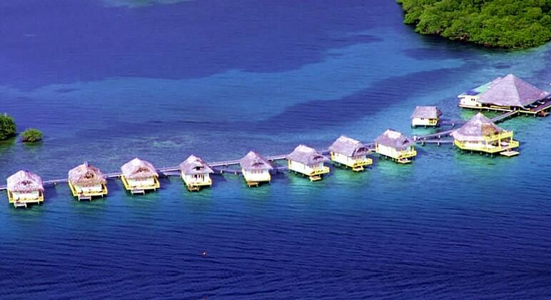 overwater bungalow 10