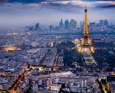 amazing views paris
